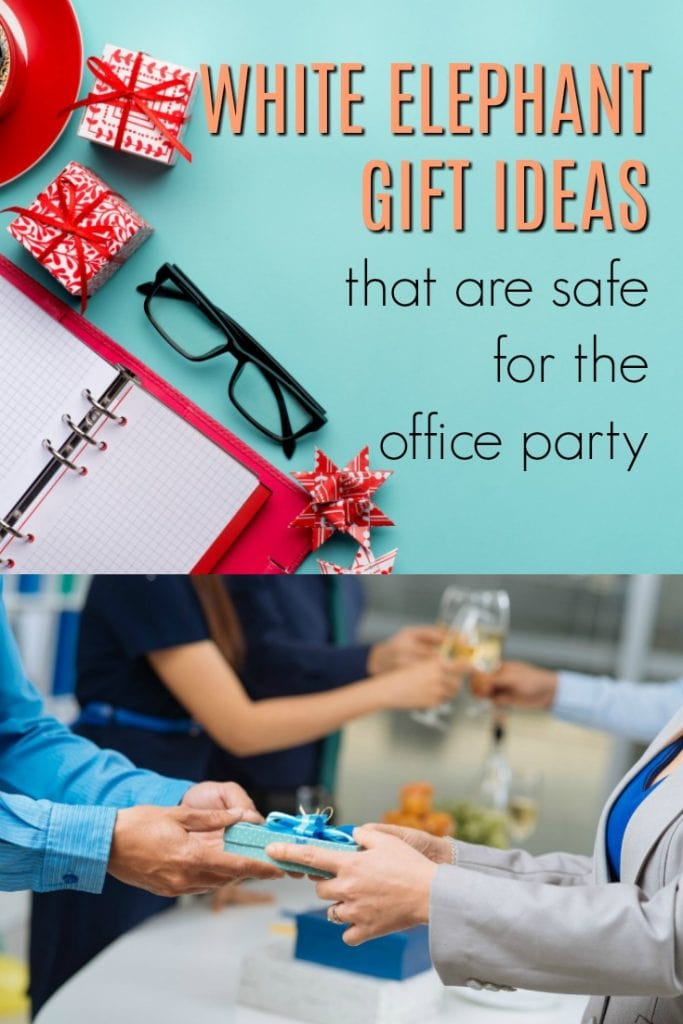 20 White Elephant Gifts that are Safe