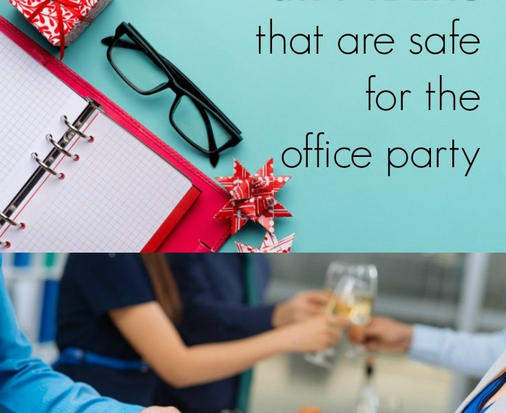 20 White Elephant Gifts that are Safe for the Office Christmas Party