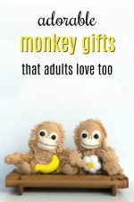 20 Adorable Monkey Gifts that Adults Want Too
