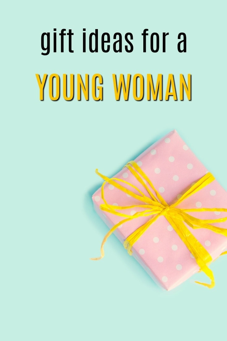 Gift Ideas for a Young Woman | Birthday Presents for Young Women | Christmas Gifts for Young Women | A Present for a Young Woman | The perfect thing to gift a young woman | Millennial Gift Ideas