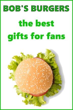 Birthday Gifts for Bob's Burgers Fans | What to get someone who loves Bob's Burgers | Christmas Presents for TV show fans | What to get people who like Bob's Burgers