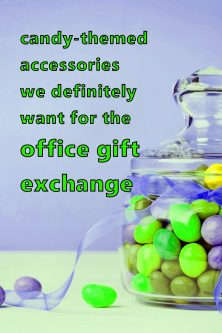 20 Candy Themed Accessories We Definitely Want to Be Our Office Gift Exchange Gifts
