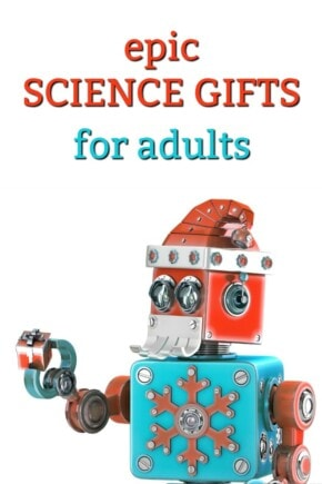 Awesome Science Gifts for Adults | Christmas Gifts for Men | Gift Ideas for Adults | Big Bang Theory Presents | Nerdy Gift Ideas | Geek Gifts | Birthday Presents for People who Love Science
