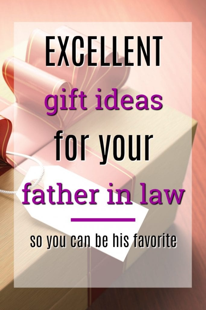 Gift Ideas For Your Father In Law