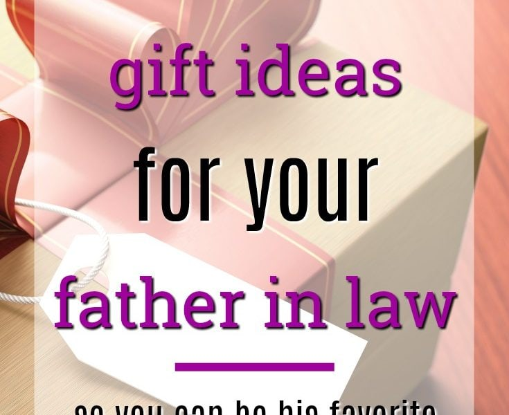 20 Gift Ideas for Your Father in Law