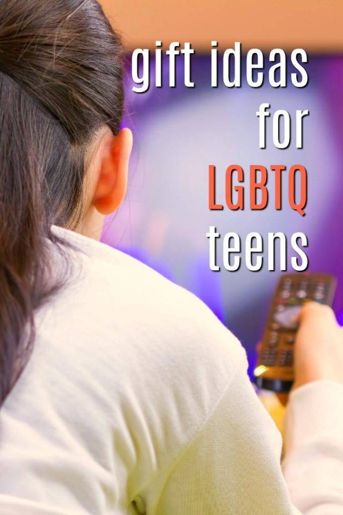 Gift Ideas for LGBTQ Teens | Birthday Presents for gay teens | Gifts for trans youth | Christmas presents for LGBTQ teenagers | What to buy a queer teenager | Present ideas for lesbian and bisexual teenagers