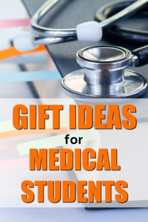 Looking for gift ideas for medical students, that they will actually have time to use and appreciate? Try out this list! Perfect Christmas gifts for a medical student   Birthday presents for a medical student   what to get a medical student   thank you gift ideas for residents   student doctor gifts