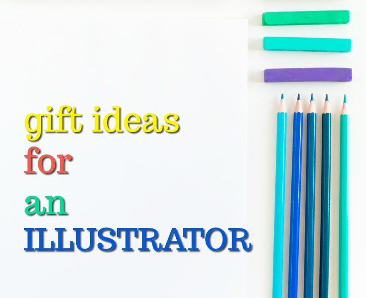 20 Gift Ideas for an Illustrator