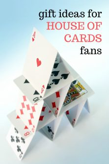 20 Gift Ideas for Fans of House of Cards