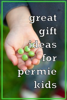 20 Gift Ideas for Permie Kids