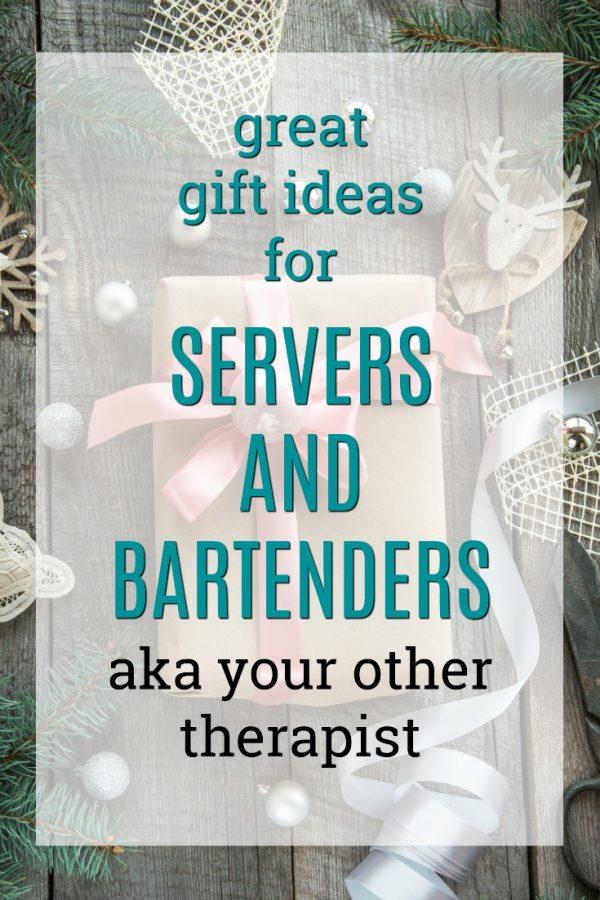 20 Gift Ideas for Restaurant Servers & Bartenders