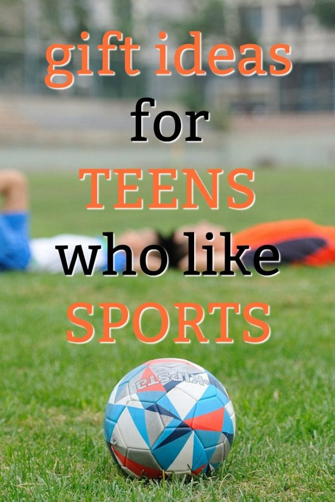 Gift Ideas for Teens who like Sports | Birthday Gifts for Teenagers who Play Sports | Christmas Gifts for Sporty Teens | Presents for Teenage Boys | Presents for Teenage Girls | Gifts for Athletes | Athletic Gifts