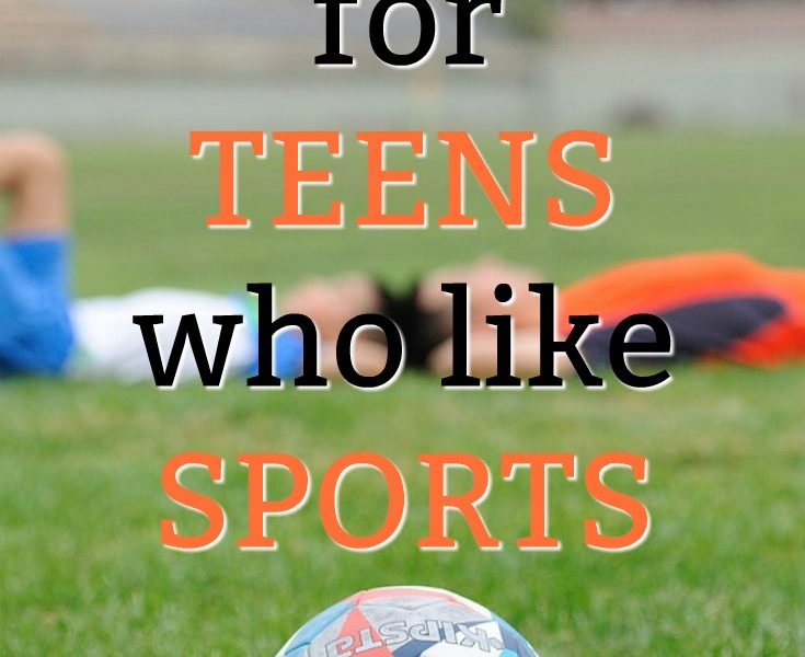20 Gift Ideas for Teens who Like Sports
