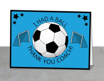 Thank You Gift Ideas for Soccer Coaches