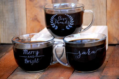 Employees will love this custom coffee mug gift idea for your employees