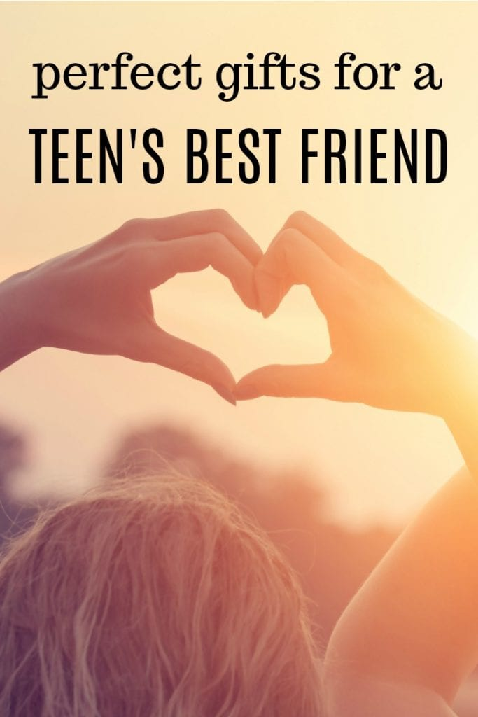 Teen Best Friend Gift Ideas | Christmas Gifts for a BFF | What to buy a teenager for their birthday | Creative gifts for teens