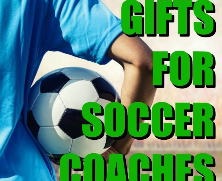 20 Thank You Gift Ideas for Soccer Coaches