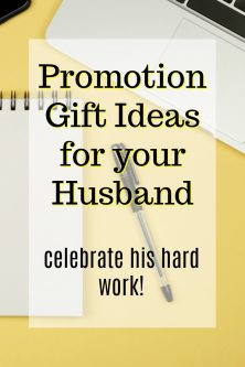 20 Promotion Gift Ideas for Your Husband