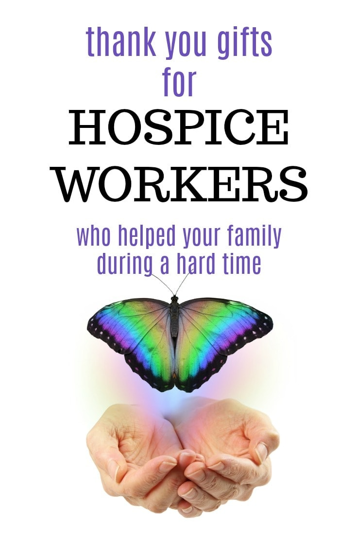 20 thank you gift ideas for hospice workers unique gifter for Pinterest thank you gift ideas