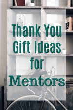 Thank You Gift Ideas for Mentors