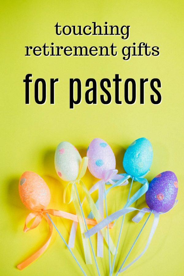 20 Retirement Gift Ideas for Pastors