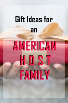Gift ideas for an American Host Family