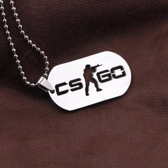This dog tag is a pretty badass gift ideas for your gamer boyfriend.