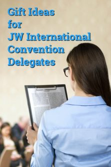 20 Gift Ideas for JW International Convention Delegates