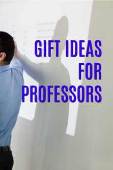 20 Gift Ideas for a Professor