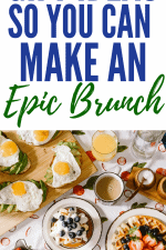 20 Gift Ideas So You Can Make an Epic Brunch at Home