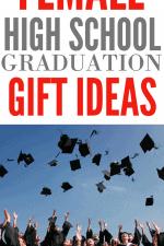 20 Female High School Graduation Gifts