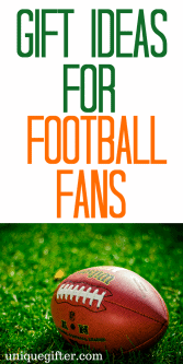 Gift Ideas for Football Fans | What to buy an NFL fan for Christmas | Great Birthday present ideas for a guy who loves football | What to get a tailgater | Big Game Gifts