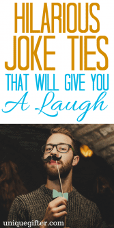 20 Joke Ties That Will Make You Laugh