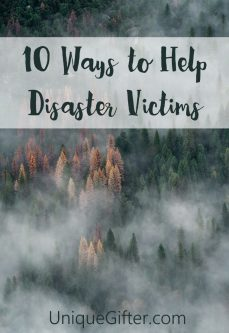 10 Ways You Can Help Victims of Natural Disasters
