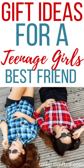 Gift Ideas for a Teenage Girl's Best Friend   Gifts for Teens   BFF Gifts for Girls   Female gift ideas   Birthday presents for a teen girl   What to buy my best friend   Fun and cute gifts for girls   high school gift ideas   Christmas presents