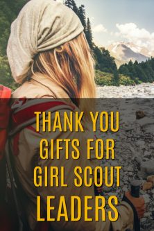 20 Thank You Gift Ideas for Girl Scout Leaders