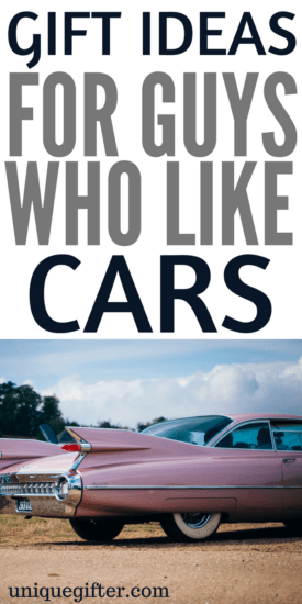 Gift Ideas for Guys who like Cars | Birthday presents for men | Automobile lover gifts | Father's Day Gift Ideas | Christmas presents for Dad | Male friendly gifts | Car Junkie gifts
