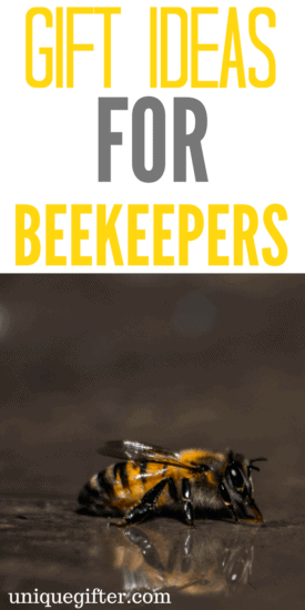 Gift Ideas for Beekeepers | honey farmer gifts | apiarist presents | apiculturist gift inspiration | gift guide for birthdays | Bee Lover gifts | What to get a homesteader | Urban homesteading gifts | Christmas presents for beekeepers