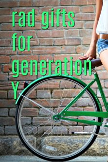 20 Gift Ideas for Generation Y