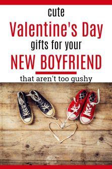 Cute Valentine's Day gifts for your New Boyfriend that aren't too gushy | Valentine's Day presents for a new boyfriend | new relationship ideas for boyfriends | Valentine's Day Gift Ideas for Men | Gifts for Guys | Valentine's Day Fun