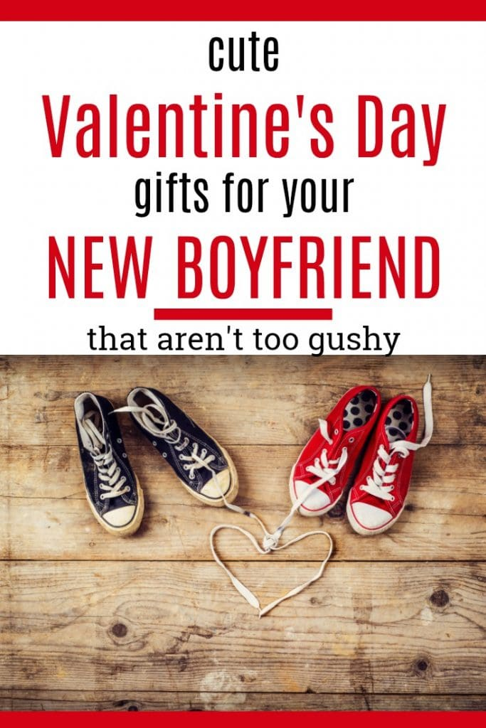 20 Valentine S Day Gifts For Your New Boyfriend Unique Gifter