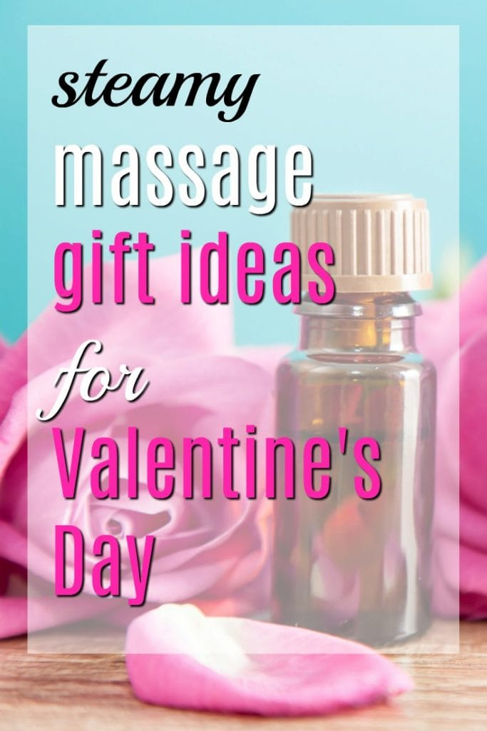 Steamy Massage Gift Ideas for Valentine's Day | Romantic Valentine's Day Gifts for Husband | Sexy Valentines Presents for Boyfriend | What to get my wife for Valentine's | Fun Gifts for my Girlfriend | Massage Ideas | Couple's Gifts | Couples Gift Ideas