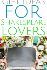 20 Gift Ideas for Shakespeare Lovers