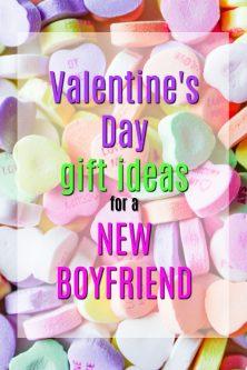 20 Valentine's Day Gift Ideas for a New Boyfriend