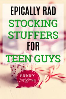50+ Epic Stocking Stuffers for Teenage Boys (That They Actually Want This Year)