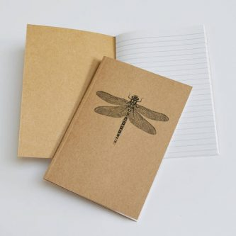 If they love to journal, this is a great gift ideas for dragonfly lovers.