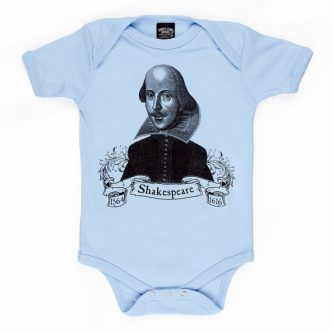 They can never start too young so this gift ideas for Shakespeare lovers is perfect.