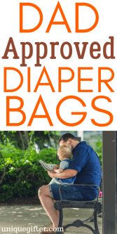 20 Dad Approved Diaper Bags