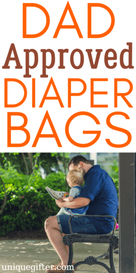 Dad-Approved Diaper bags   Gifts for New Dads   Presents for First Time Parents   Gender Neutral baby Shower gifts   Baby Gifts for Men   Gifts for gay parents   Gifts for new parents   Gifts for a new mom   Gifts for a new dad   father's day gifts   gifts for expectant parents   gift ideas for expecting fathers   dad friendly diaper bags   baby bags for parents