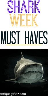 20 Shark Week Must Haves